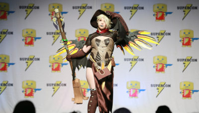 Raleigh Supercon Runway Costume Contest