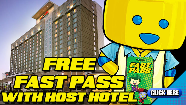FREE Fast Pass with Hotel
