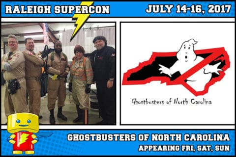 Ghostbusters of North Carolina