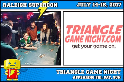 TriangleGameNight.com