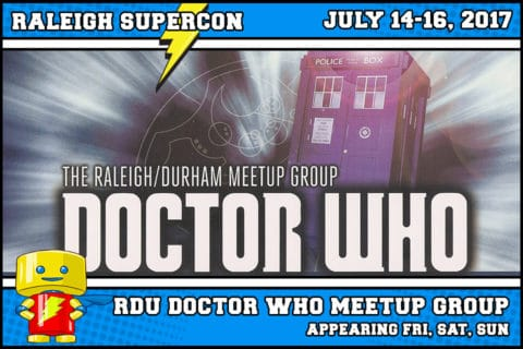 Raleigh/Durham Doctor Who Meetup Group