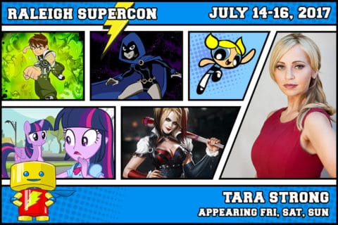 Guests - Raleigh Supercon Tara Strong Lollipop Chainsaw