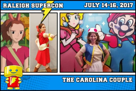 The Carolina Couple Cosplay Blog Series
