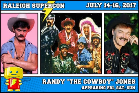 "Randy ""The Cowboy"" Jones"