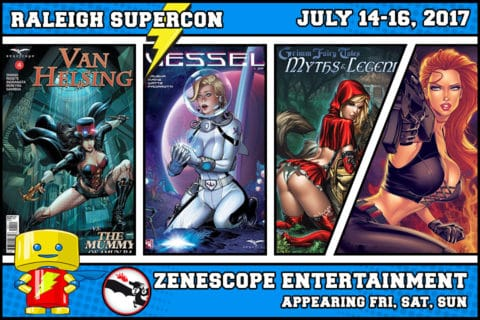 Zenescope Entertainment