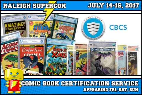 Comic Book Certification Service (CBCS)