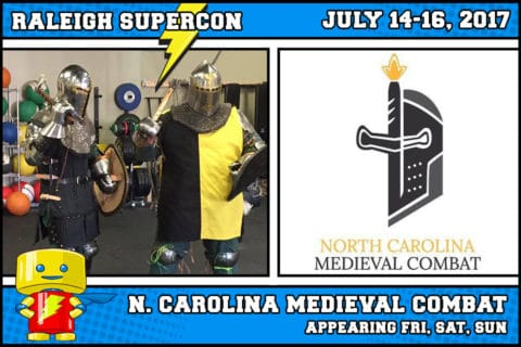 North Carolina Medieval Combat