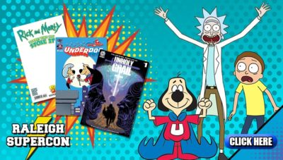 SUPERCON VARIANTS & SHOW EXCLUSIVES