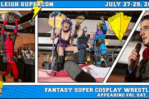 Fantasy Super Cosplay Wrestling – FSCW