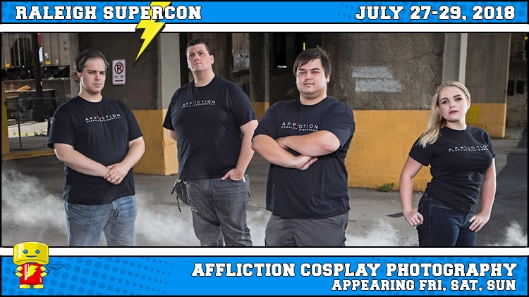 Affliction Cosplay Photography
