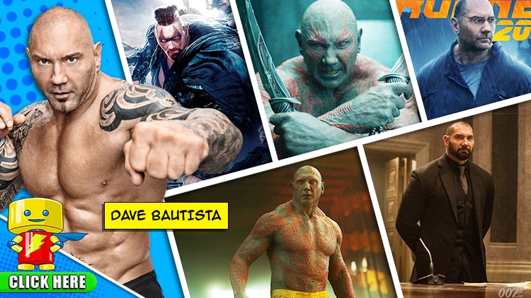 Enter to Win a Meet and Greet with Dave Bautista at Raleigh Supercon 2018
