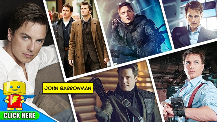 Enter to Win a Meet & Greet with John Barrowman at Raleigh Supercon 2018