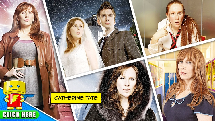Enter to Win a Meet and Greet with Catherine Tate at Raleigh Supercon 2018