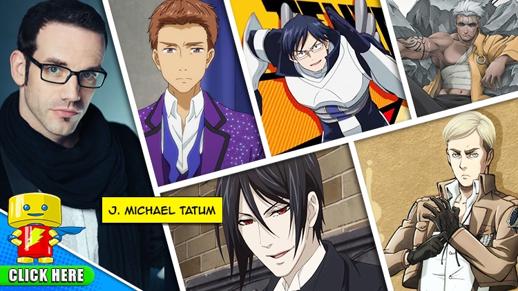 Enter to Win Two Weekend Passes to Raleigh Supercon and Meet J. Michael Tatum