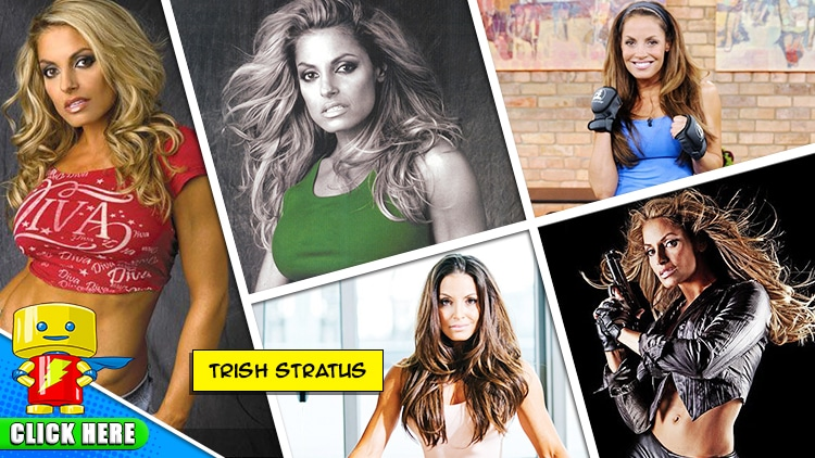 Enter to Win a Meet and Greet with Trish Stratus at Raleigh Supercon 2018