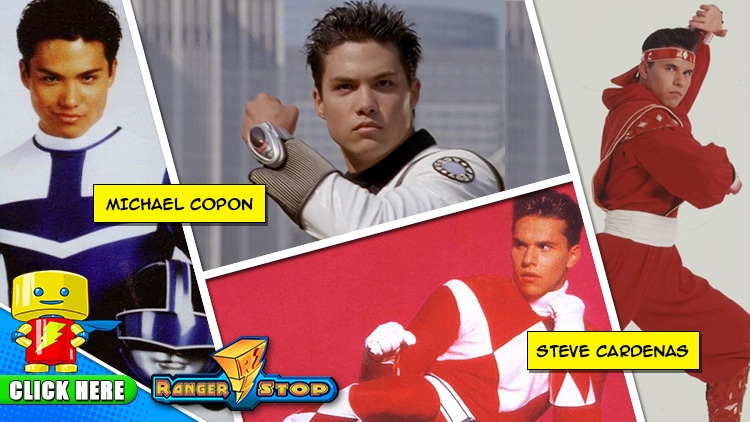 ENTER to WIN a MEET & GREET with Power Rangers at Raleigh Supercon