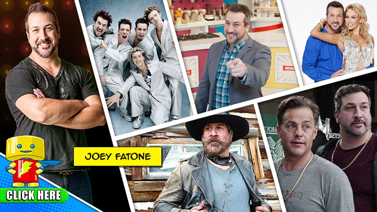 ENTER to WIN a MEET & GREET with Joey Fatone at Raleigh Supercon