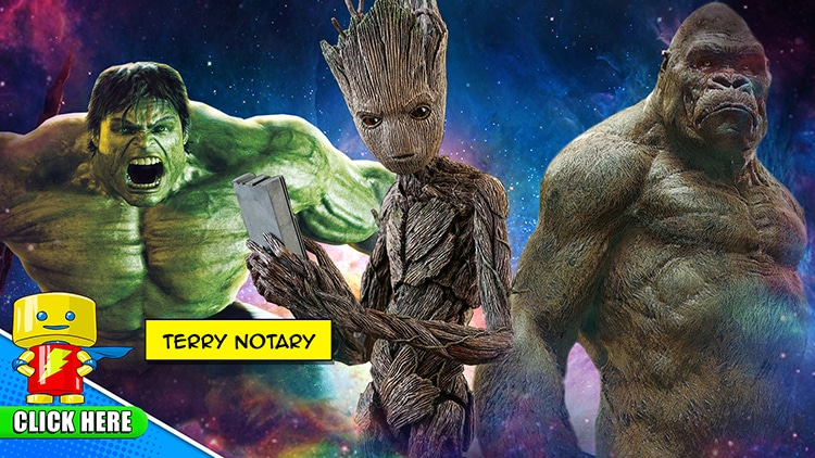 ENTER to WIN a MEET & GREET with Teen Groot
