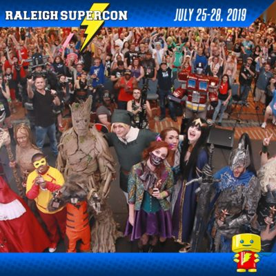 Raleigh Supercon Costume Competition