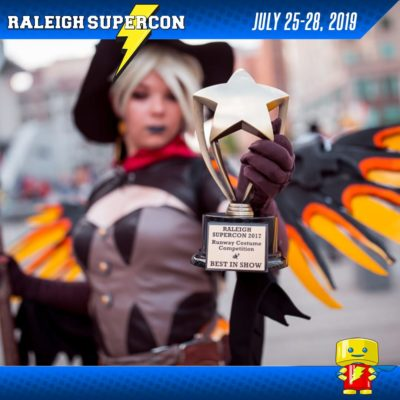 Cosplay and Costuming Events at Raleigh Supercon