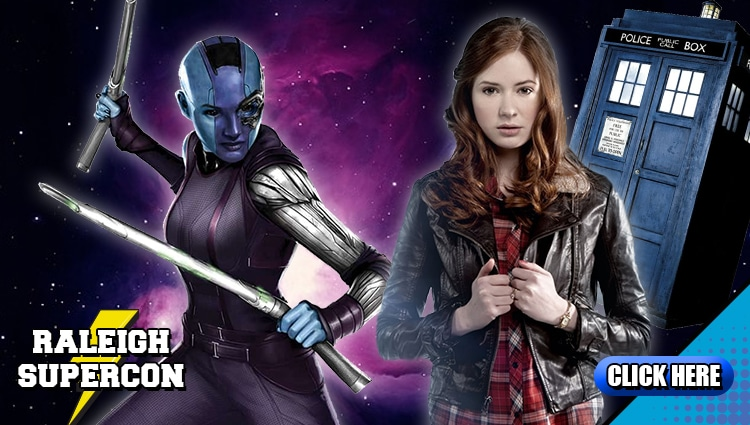 Win a Meet & Greet w/ Karen Gillan