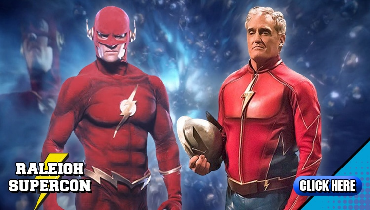 Win a Meet and Greet with John Wesley Shipp