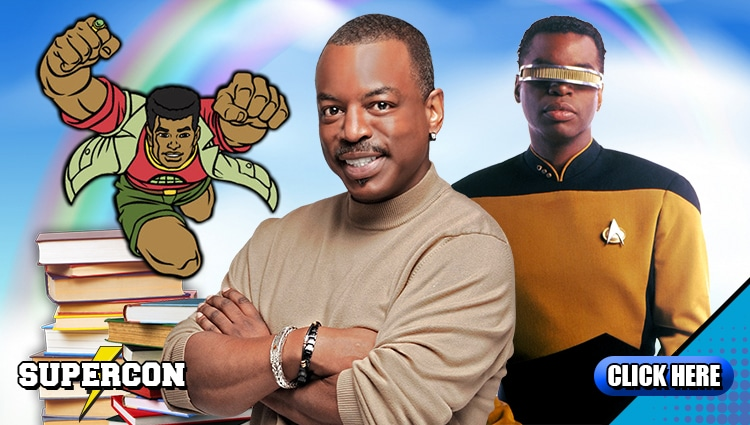 Win a Meet & Greet with LeVar Burton