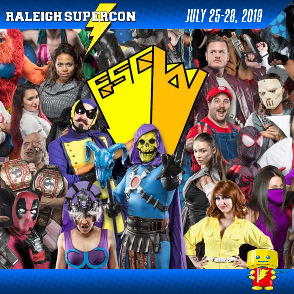 FSCW: Fantasy Super Cosplay Wrestling