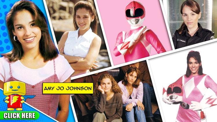 Enter to Win a Meet & Greet with Amy Jo Johnson at Raleigh Supercon 2018