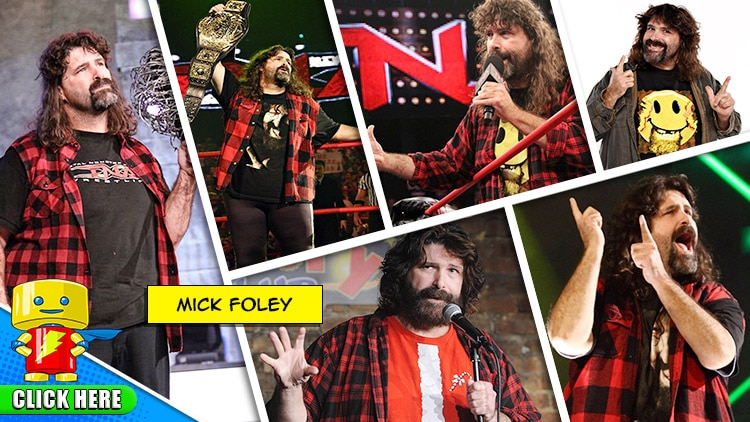 Enter to Win a Meet and Greet with Mick Foley at Raleigh Supercon 2018