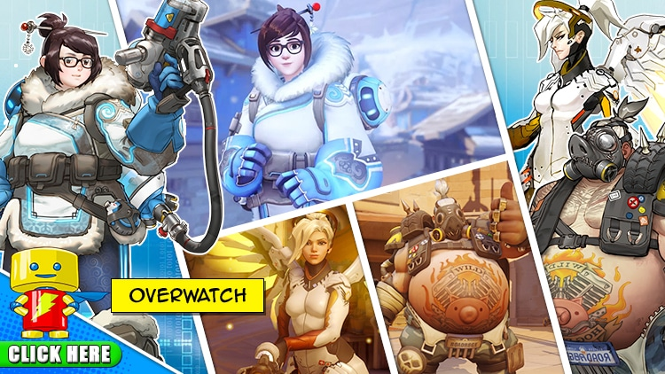 Enter to Win Two Passes to Raleigh Supercon 2018 and Meet the Heroes of Overwatch