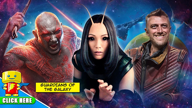 ENTER to WIN a MEET & GREET with Pom Klementieff & The Guardians of the Galaxy at Raleigh Supercon