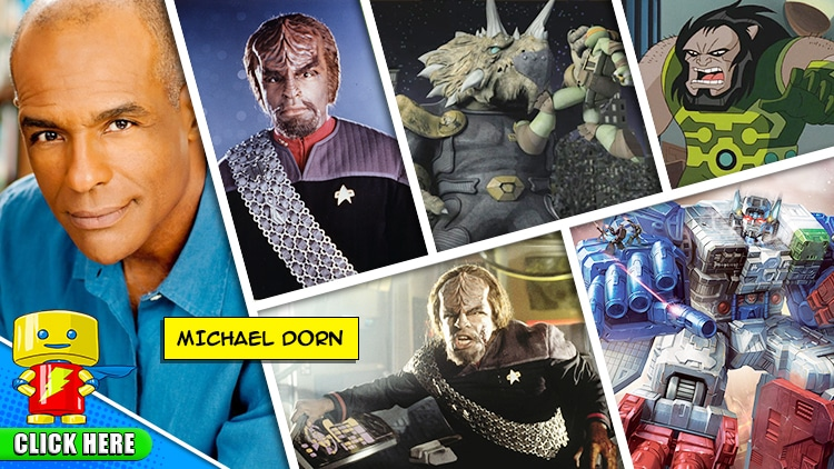 Enter to Win a Meet and Greet with Michael Dorn at Raleigh Supercon