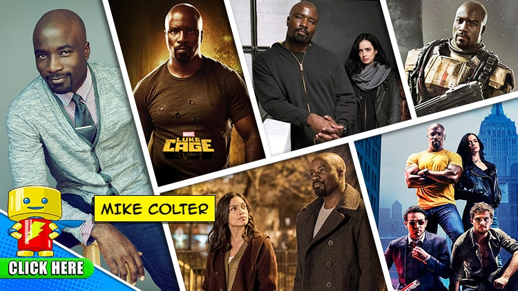 ENTER to WIN a MEET & GREET with Mike Colter at Raleigh Supercon
