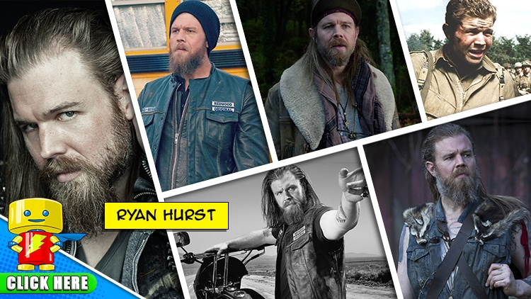 Enter to Win a Meet and Greet with Ryan Hurst at Raleigh Supercon